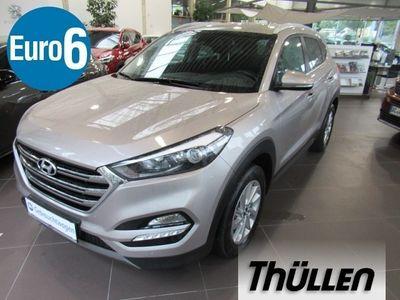 gebraucht Hyundai Tucson 1.7 CRDi 2WD STYLE, NAVI, SHZ, KAMERA