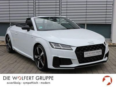 gebraucht Audi TT Roadster 40 TFSI S tronic LED S line competition