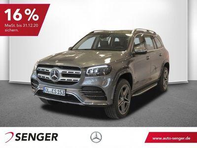 gebraucht Mercedes GLS350 d 4M AMG Line AHK Burmester Widescreen Fahrzeuge kaufen und verkaufen