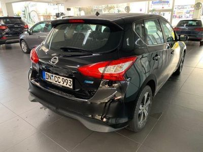 gebraucht Nissan Pulsar 1.5 D s&s Navi Technol.P Klimaauto s.hzg