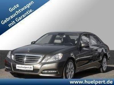 gebraucht Mercedes E200 E 200 CDI Avantgarde NAVI SD AHK BLUETOOTH ALU