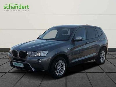 gebraucht BMW X3 DRIVE 2,0D AUTOMATIK Xenon HUD Sitzheizung Klimaautomatik Alu uvm., Gebrauchtwagen bei Autohaus Schandert GmbH