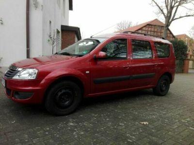 gebraucht Dacia Logan MCV 1.6 16V Laureate
