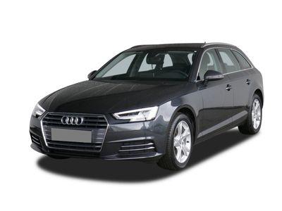 gebraucht Audi A4 Av. 2.0 TDI sport LED NAVI AHK VIRTUAL GRA