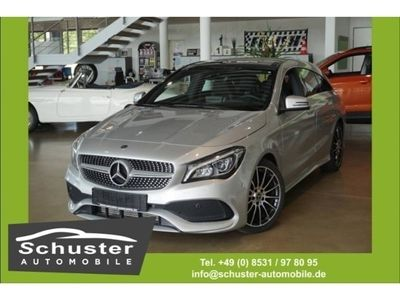 gebraucht Mercedes CLA200 CDI Shooting-Br 7G-DCT AMG-Line Panorama