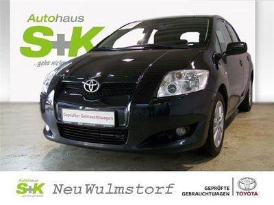 gebraucht Toyota Auris Executive 5-Türer 1.6 5-Gang ABS ZV NSW e
