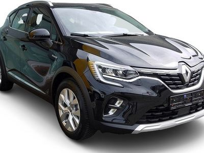 gebraucht Renault Captur CapturINTENS TCe 130 GPF ABS Fahrerairbag ESP e