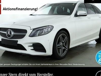 gebraucht Mercedes C300 T AMG Multibeam Keyl-GO Kamera Spurhalt-Ass