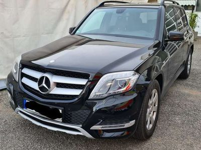 gebraucht Mercedes GLK220 CDI (BlueEFFICIENCY)
