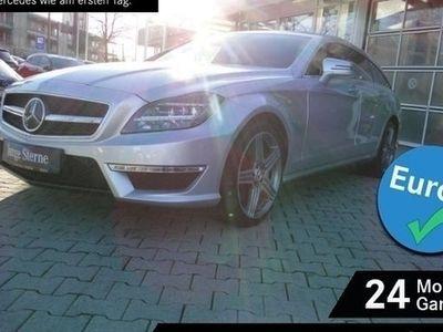 gebraucht Mercedes CLS63 AMG AMG 4M SB Comand Fahrass Logic7 Multokont