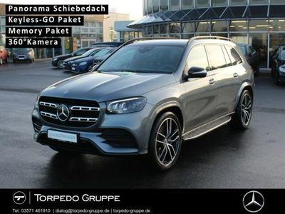 gebraucht Mercedes GLS400 d 4M AMG Line STAND-H+PANO-D+AHK+23-ZOLL