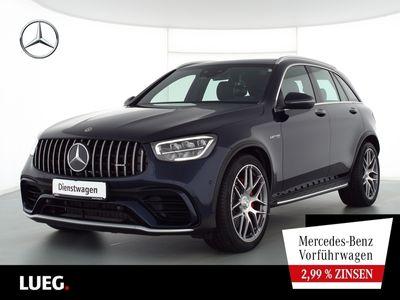 gebraucht Mercedes GLC63 AMG AMG S AMG 2UD PERF ABGAS KEYLES