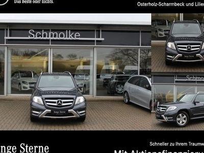 gebraucht Mercedes GLK220 CDI 4M AUTOM*AMG*AHK*NAVI*ILS*SPURP.*etc
