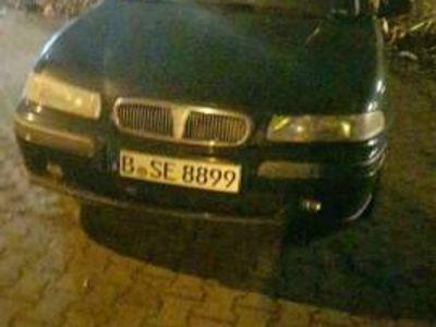 gebraucht Rover 400 für Export