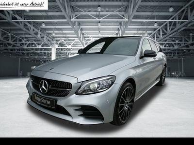 gebraucht Mercedes C300 T d 4m AMG SHZ Panorama Keyless Advanced