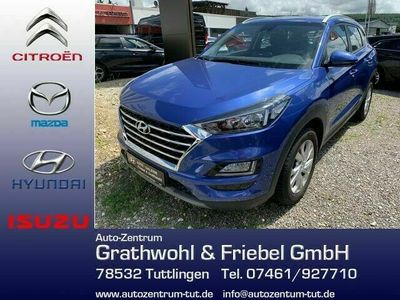 gebraucht Hyundai Tucson 1.6 Turbo Trend Navi*Rückf-Cam*KRELL als SUV/Geländewagen/Pickup in Tuttlingen
