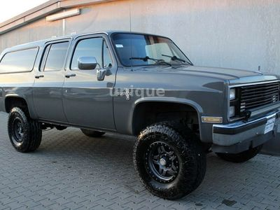 gebraucht Chevrolet Suburban 4x4 Monstertruck 5,7L TBI