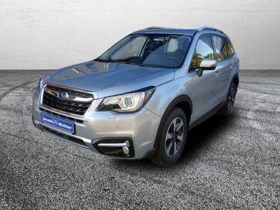 gebraucht Subaru Forester 2.0i Comfort Lineartronic AHK