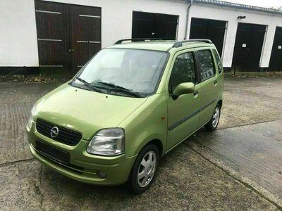 gebraucht Opel Agila 1,0 TÜV NEU,Service Neu,Klimaanlage,Euro 4