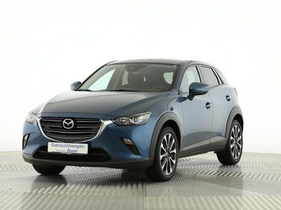 gebraucht Mazda CX-3 Signature Navi PDC SHZ FSE Tempomat