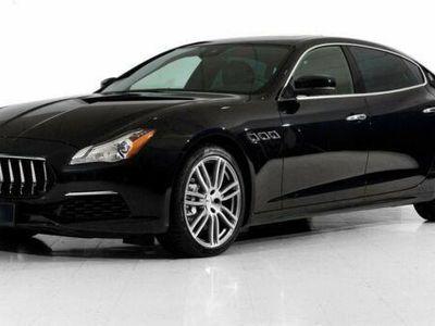 gebraucht Maserati Quattroporte Diesel GranLusso UPE 116.196,--