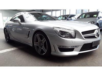 gebraucht Mercedes SL63 AMG AMG *COMAND*Distronic*Rückfahrk.*Sitzklima