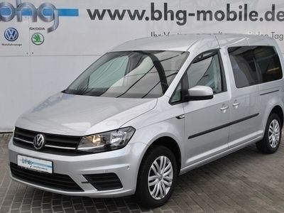 usado VW Caddy Maxi Kombi Trendline 2.0 TDI DSG Navi Klim