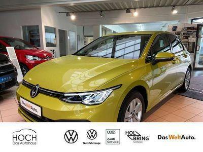 gebraucht VW Golf VIII 1.5 TSI Navi+LED+Keyless+AppConnect