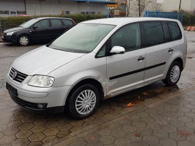 gebraucht VW Touran 1.9 TDI Tüv 05/2020 Klima Euro4