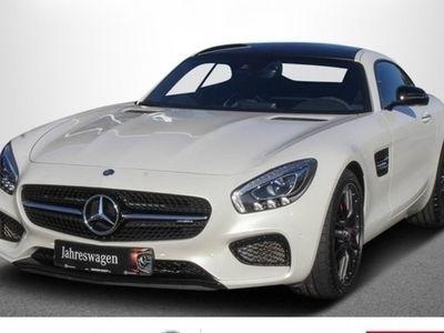 gebraucht Mercedes AMG GT S COMAND Kamera LED Panorama Spur-Paket