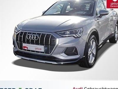 gebraucht Audi Q3 sport advanced 45 TFSI qu.S tronic LED+virtua