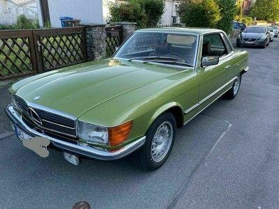 gebraucht Mercedes 350 SLC 107, DEUTSCH, GUTER ZUSTAND