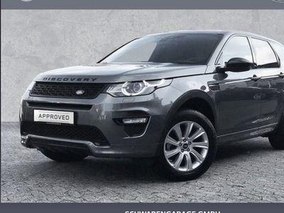 gebraucht Land Rover Discovery Sport TD4 SE Dynamic-Pack+Navi+Xenon