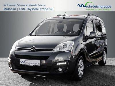 gebraucht Citroën Berlingo Kombi Shine 1.2 PureTech 110 Navi Kurvenlicht PDCv+h LED-Tagfahrlicht Multif.Lenkrad