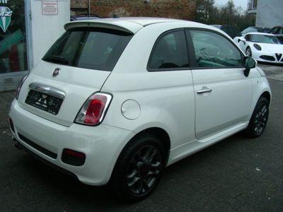 gebraucht Fiat 500 1,2 8v Sport ALU-KLIMA