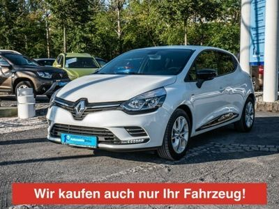 gebraucht Renault Clio IV 0.9 TCe 90 eco² Limited ENERGY Navi