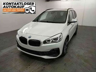 gebraucht BMW 216 iGran TourerSportLine*Navi*LED*AHK*RFK*7Sitz*8xALU