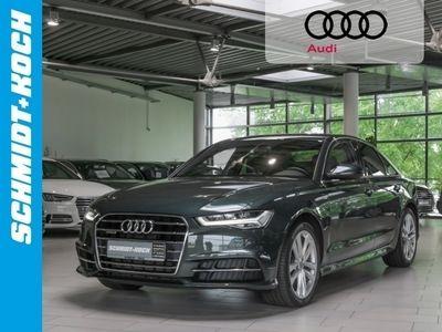 gebraucht Audi A6 Limousine S line 2.0 TFSI quattro S-tronic NAVI LED LEDER