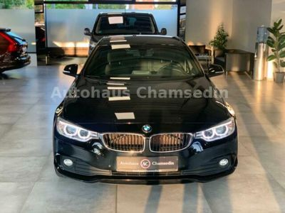 gebraucht BMW 420 d Advantage |1.Hand|