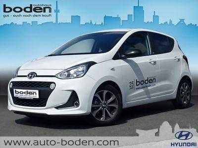 gebraucht Hyundai i10 FL 1.2 Benzin Sonderedit. YES! Plus SHZ PDC