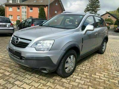 gebraucht Opel Antara 2.4 Edition 4x4