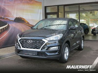 gebraucht Hyundai Tucson Select   Klimaautomatik   Start-Stopp