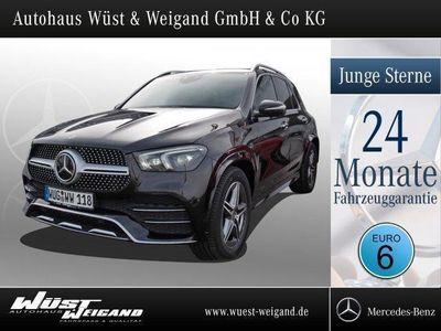 gebraucht Mercedes 300 GLE d 4MATIC AMG Lin+Pano.-Dach+AHK+MBUX+PTS AMG