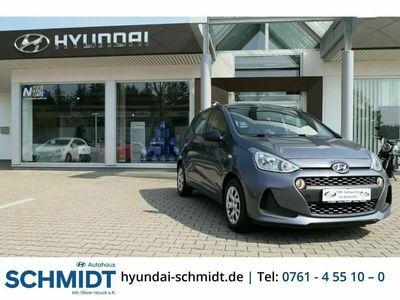 gebraucht Hyundai i10 Classic 1.0 Allwetter Klima Werksgarantie
