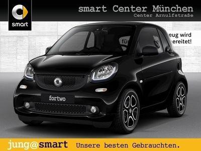gebraucht Smart ForTwo Coupé 52kW prime cool&Audio SHZ Pano LED