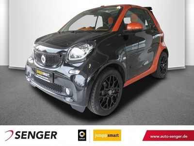 käytetty Smart ForTwo Cabrio 66kW turbo Passion Sleek-Style