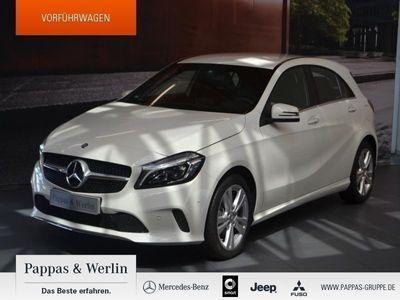 gebraucht Mercedes A180 ''Score'' Urban+Parkass.+Teilleder+Autom.