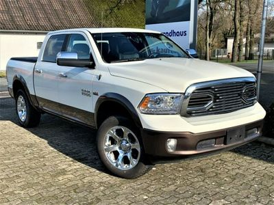 gebraucht Dodge Ram 5,7 V8 HEMI Laramie 5,7L LPG GAS NAVI