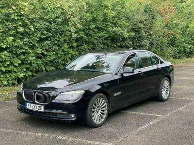 gebraucht BMW 730 d F01