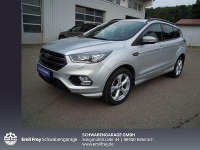 gebraucht Ford Kuga 1.5 EcoBoost 4x4 Aut. ST-Line Navi Xenon